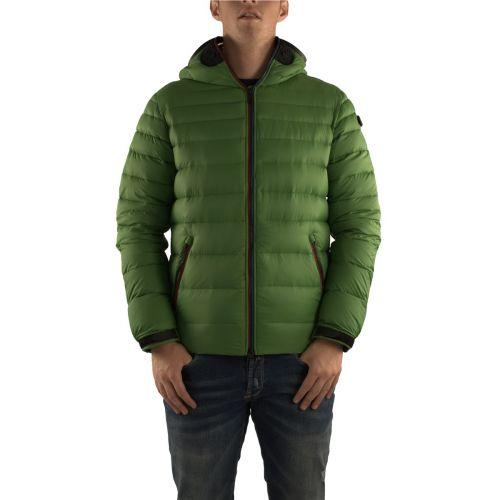 buy online 73aa3 365c7 Piumino uomo Riders on the storm verde